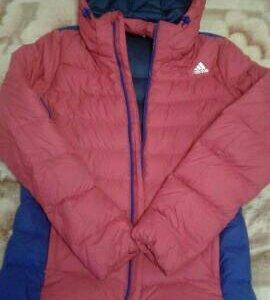 Женская куртка адидас размер 42-44