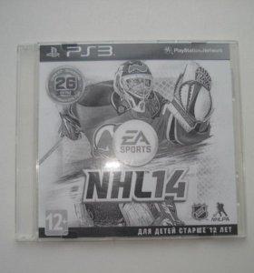 NHL-14 для PS-3 +Обмен