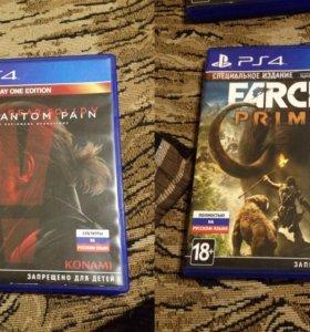 Игры для PS 4