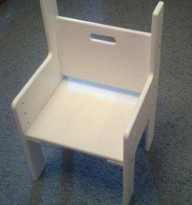 """Детские деревянные стульчики""""подрастайка"""""""