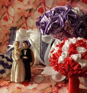 Аксессуары к свадьбе, на день рождения, и тд..