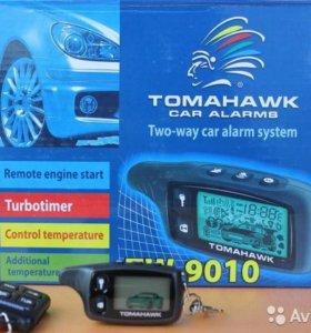 Tomahawk TW 9010 с автозапуском