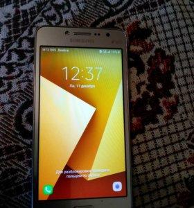 Телефон SAMSUNG Galaxy J2 Prime