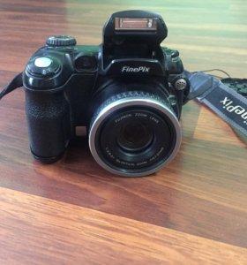 FujiFilm Finepix S5000 фотоаппарат