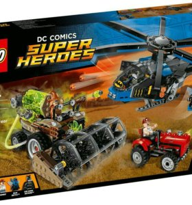 Lego Super Heroes Бэтмен: Жатва страха лего набор
