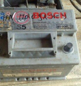 Аккумулятор BOSCH 63a.h
