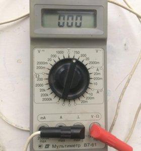 Мультиметр