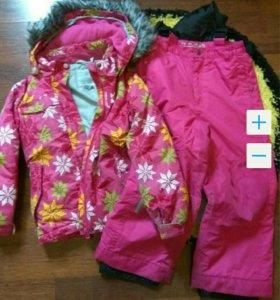 Комбинезон и куртка icepeak