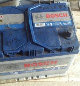Аккумулятор BOSCH 70a.h