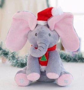 Подарок на Новый год детям! Интерактивная игрушка!