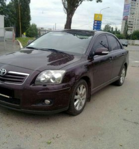 Toyota Avensis 1.8МТ, 2008, седан