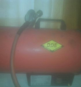 Газовая пушка DDE REF 15