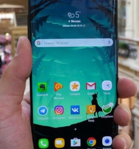 Samsung Galaxy S8 Edge Plus 4G LTE 8 ядер