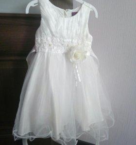 Платье детское рост 98