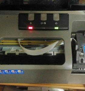 Принтер Epson C67 на запчасти