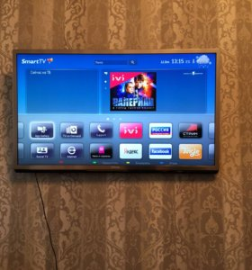 Телевизор Philips Smart 40pfl5507t