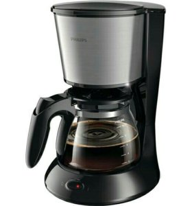 Новая кофеварка Philips