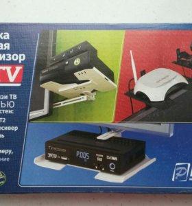 Крепление подставка на телевизор