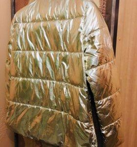 Куртка/пуховик новая