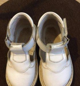 Туфли 23 размер 14 см по стельке