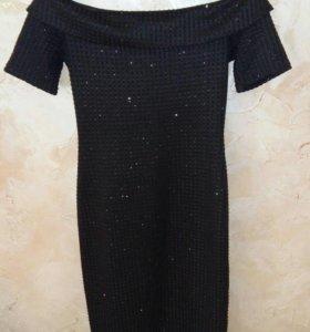 Женское платье на Новый год