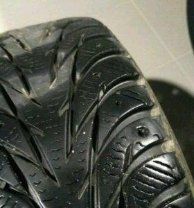 Шины на дисках ваз фиат r14
