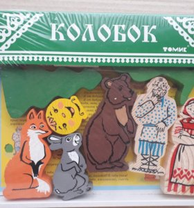 "Конструктор ""Сказки"" Колобок"