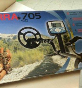 Металлоискатель x-terra 705