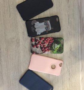 Чехлы для айфона 6,6s