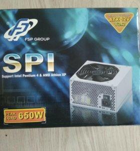 Блок питания FSP 650W SPI PRO V2.2