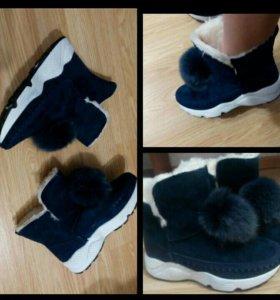 Продам Новые ботиночки р.36,37