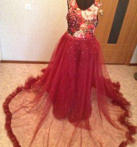Платье 40-46 прокат