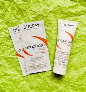 Ducray Anaphase шампунь 50 мл + саше (новый)