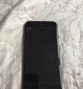iPhone 7 черный оникс 128gb