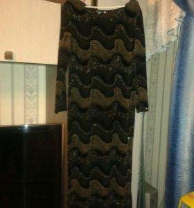 Платье р.48