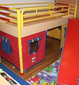 Кровать двухэтажная детская