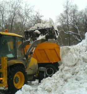 Уборка и утилизация снега