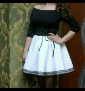 Очень красивое платье 44_46 размер
