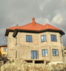 Пластиковые окна балконы Рехау,кбе,Элекс,Грюндер