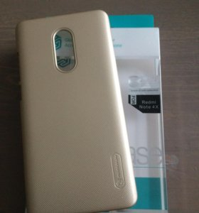 Чехол для телефона Xiaomi Redmi Note 4X