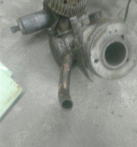 Вятка вп 150 двигатель пузатая