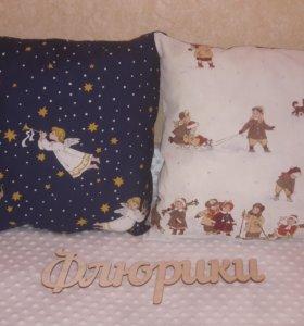 "Декоративные подушки ""Рождество"""