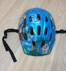Шлем детский (ролики, велосипед)