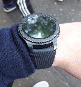 Samsung gear s 3 frontier