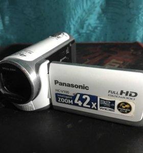 Видеокамера HC- V100 HD FUll