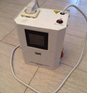 Стабилизатор напряжения IEK 500 ва Boiler
