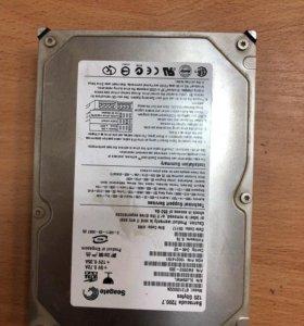 Продаю жесткий диск hdd