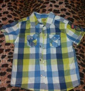 Рубашка . Размер 98