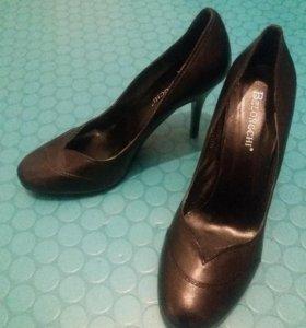Туфли новые. Кожа