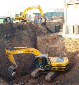 Вывоз грунта, снега, строительных отходов